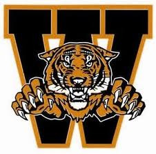 Logo for Welland Tigers
